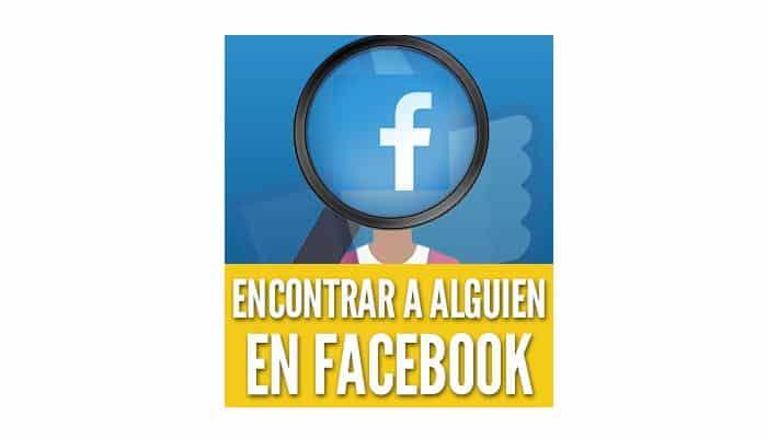 So finden Sie eine Person auf Facebook.  Aktualisiert 2021