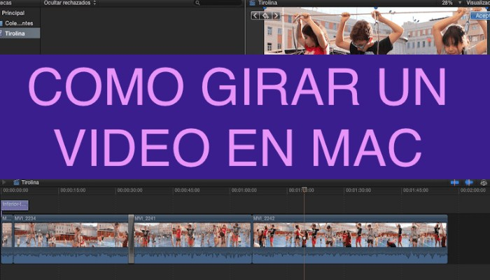 So drehen Sie Videos auf dem Mac schnell.  Leitfaden 2021