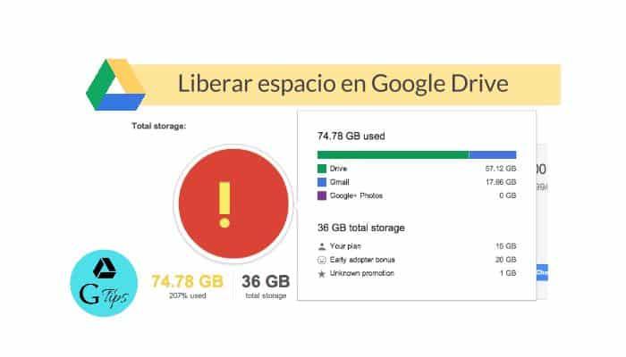 So geben Sie Speicherplatz auf Google Drive frei.  Aktualisiert 2021