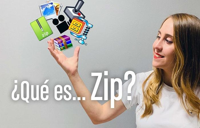 Was ist Zip?  Funktionen, Verwendungen.  Beste Zip-Programme
