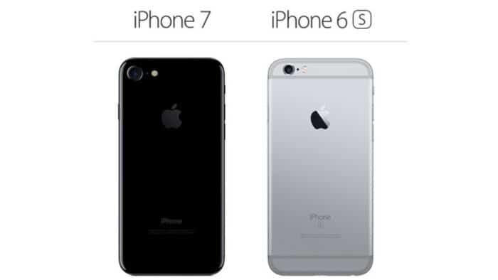 Unterschied zwischen IPhone 6s und 7s – Funktionen.  Worldapps