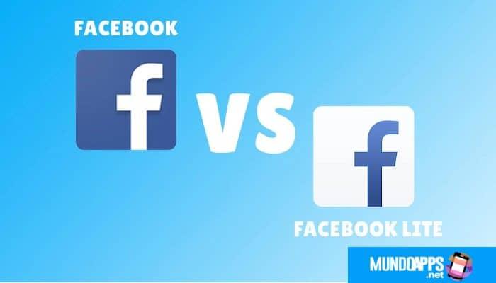 Unterschiede zwischen Facebook und Facebook Lite.  Aktualisiert 2021