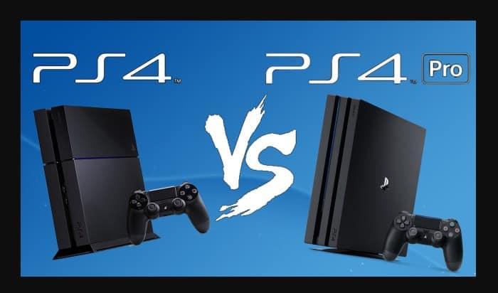 Unterschiede zwischen PS4 und PS4 Pro. Vergleich 2021