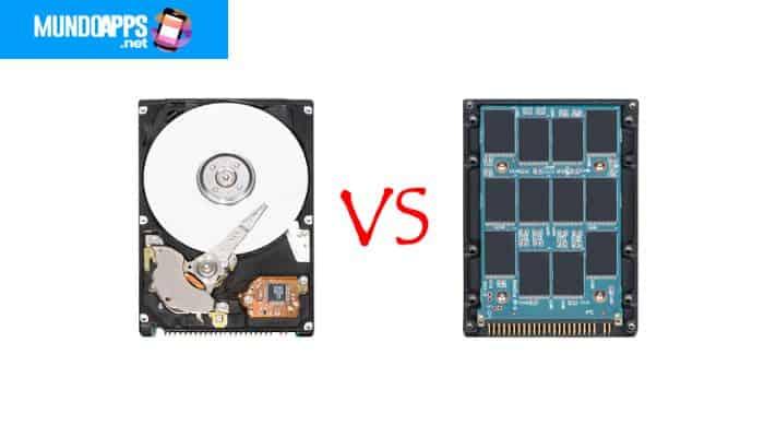 Unterschiede zwischen SSD und HDD.  Aktualisiert 2021