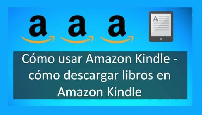 Herunterladen von Büchern über Amazon Kindle.  Leitfaden 2021