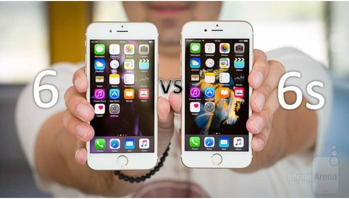 IPhone 6 Vs Das IPhone 6s.  Rückblick und Vergleich 2021