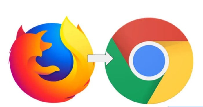 Importieren Sie Lesezeichen von Firefox in Google Chrome im Jahr 2021