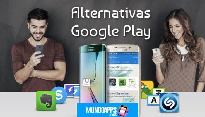 Die 10 besten Google Play-Alternativen von 2021