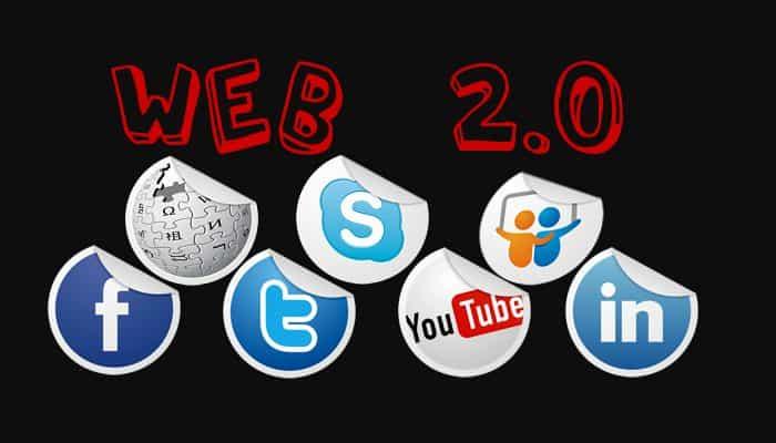 Web 2.0-Seiten.  Was sind Sie?  Und wofür sind sie?