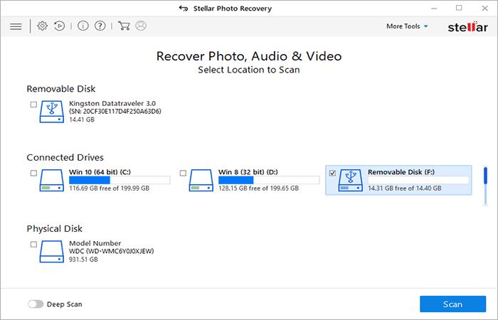Wie kann ich gelöschte Fotos ohne Programme vom PC wiederherstellen?