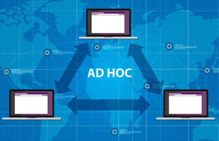 Ad-hoc-Netzwerk – Was ist das, wie funktioniert es?  Vorteile Nachteile