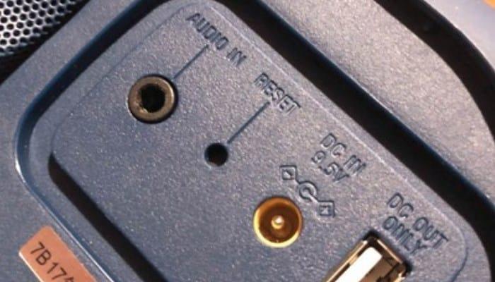So setzen Sie Bluetooth-Lautsprecher zurück.  Tutorial 2021
