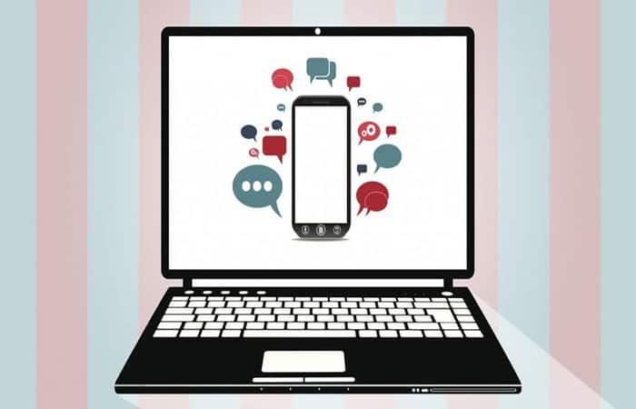 So empfangen Sie SMS online auf Ihrem PC: Die besten Anwendungen 2021