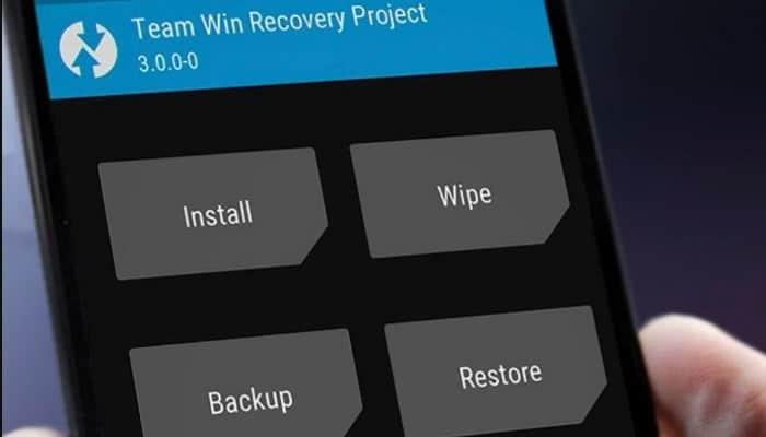 So installieren Sie TWRP auf Xiaomi.  Tutorial 2021