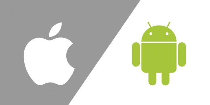 So übertragen Sie Kontakte vom iPhone auf Android.  Tutorial 2021