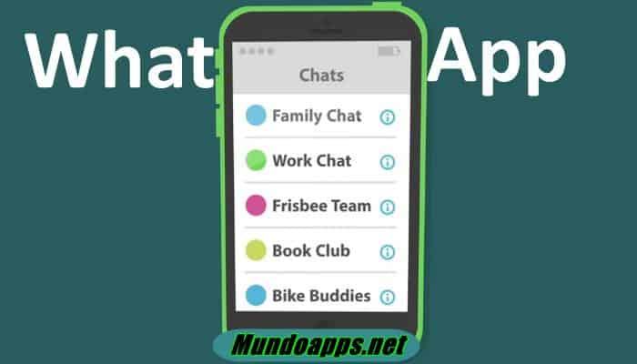 Finden Sie eine Gruppe auf WhatsApp und treten Sie einer bei.  TUTORIAL 2021