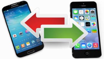 So übertragen Sie Dateien von Android über Bluetooth auf ein IPhone