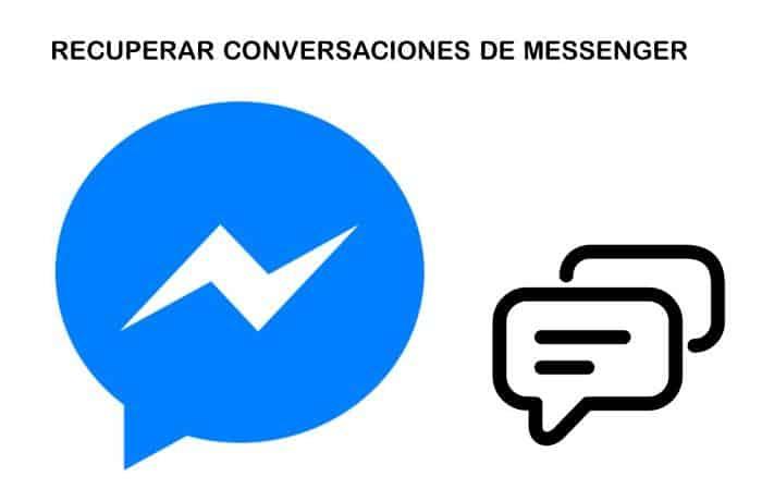 So stellen Sie Messenger-Gespräche wieder her.  Tutorial 2021.